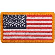 Patch Original Bandeira Americana Termocolante Pronta Entreg