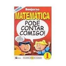 Matemática 1 Pode Contar Comigo José Roberto Bonjorno Ed Ftd