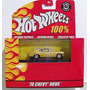 100% Hot Wheels 1970 Chevy Nova (lacrado)
