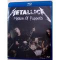 Metallica Master Of Puppets Blu-ray