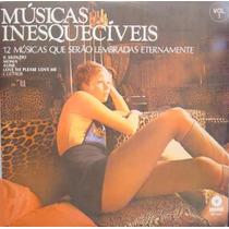 Musicas Inesqueciveis Vol. 1 Lp Christophe Malcolm Roberts