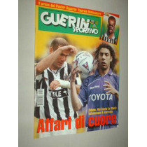 Revista Futebol Guerin 2001 1352 Superposter Thuram