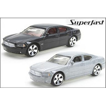 Matchbox Superfast Dodge Charger R/t (novo E Lacrado) 2005