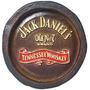 Tampa Barril,jack Daniels,whisky, Quadro Decoração, Mini