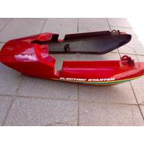 Rabeta Lateral Ybr125 Completa Orig.yamaha Genuine Nova