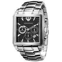 Relógio Emporio Armani Ar0659 Jogador Kaká A Pronta Entrega.