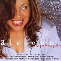 Cd- Alcione - Celebração- Frete Gratis