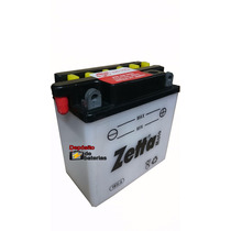 Bateria Zetta Yb3-la Xl Xlx 250 / 350 / Dt 180 / Vespa Pedal
