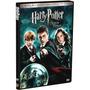 Harry Potter E A Ordem Da Fênix - Dvd Duplo Lacrado