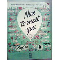 Livro English - Nice To Meet You - 4