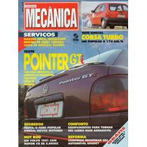 Revista Oficina Mecânica Nº95 (pointer Gti, Corsa Turbo)