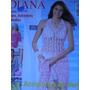 Diana Malhas Criativas-tops,écharpes E Malas N 12