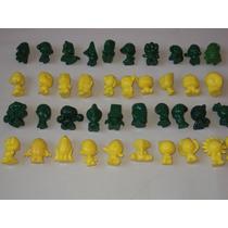 Panini 40 Bonecos Pequenos I Formato Geloucos