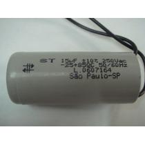 Capacitor 25uf Ou 30uf/250v Para Motor De Portão Automático