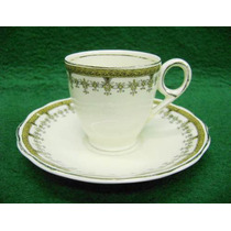 Porcelana Xicara Café Antiga Inglês
