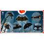 6 Bonecos Batman Mc Donalds 2013 Único No Mercado Livre