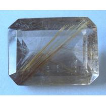 Frete Gratis! Cristal Rutilo! 1 Pedra.
