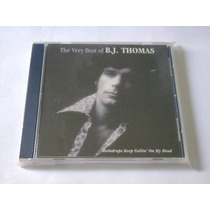 Cd B J Thomas - Very Best - 1997 ( Importado / 17 Músicas)