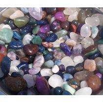 50 Pedras Lapidadas - De 4cm A 5 Cm *** Frete Gratis ***