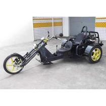 Projeto De Triciclo Motorizado