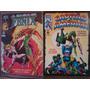 Marvel Especial Nºs 4 E 6 Ed. Abril