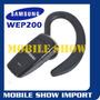 Fone Ouvido Bluetooth Samsung Wep200 Original