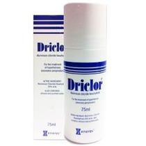 Driclor - Desodorante 75 Ml, Original, Importado