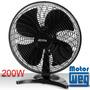 Ventilador De Mesa Profissional 50cm - Motor Weg 200w