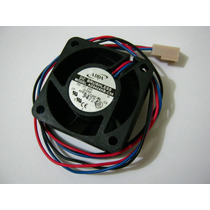 Micro Ventilador 40x40x20mm Fan Cooler 24 Volts Rolamentado