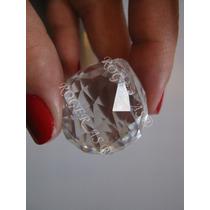 Cristal Egípcio Asfour Esfera Feng Shui 4,0 Cm Para Lustres