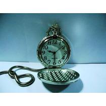 Imperdível Leilão Relógio De Bolso Analógico Banho De Prata