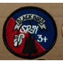 Usaf, Sr-71 Blackbird Patch Raro