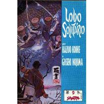Mangá - Lobo Solitário Nº 09 Sampa