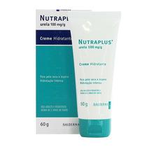 Nutraplus Creme Hidratante Ureia 10% (100mg/g) Com 60 Gramas
