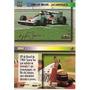 3002 - Card Ayrton Senna - Multi Editora - Nº 2 - Complete