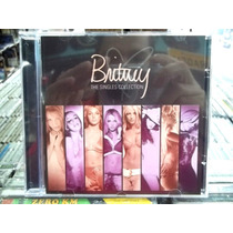 Britney Spears Singles Collection Cd Original Impecáve