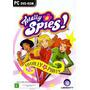 Game - Pc Dvd Jogo Totally Spies ! - 3 Espiãs Demais - G0071