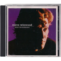 Steve Winwood - Keep On Running - Cd Novo Importado