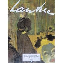 Toulouse Lautrec - Os Impressionistas - Quadro Pintura Arte