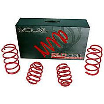 Molas Esportivas Red Coil Polo Fox Spacefox Red Coil