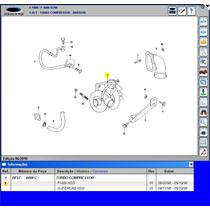 Turbina Turbo Compressor D F1000 Motor Maxion Hs 96a98