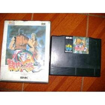 Art Of Fighting 2 Americano Na Caixa Para Neo Geo Caseiro