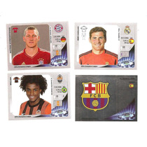 Figurinhas Do Album Uefa Champions 2012 - 2013