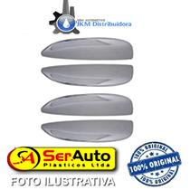 Capa Macaneta Externa Cromada Clio/scenic 4p