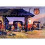 Ferro Velho Pintura Ford - Placa Decorativa (216)
