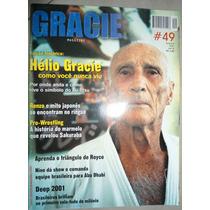 Coleção De Revistas Jiu-jitsu E Artes Marciais Tatame Gracie