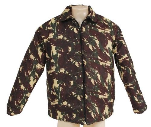 759c009f8c5b3 Jaqueta Nomura Em Tactel Camuflado Exército