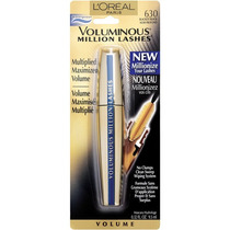 Mascara De Cilios Loreal Voluminous Million Lashes 630- Crc