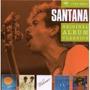 Santana - Original Album Series | Box Com 5 Cds [ Lacrado ]