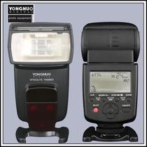 Flash Nikon Yongnuo Yn-568ex Ttl Gn58 - Equivalente Sb-900